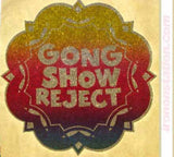 1978 GONG SHOW Reject 70s TV Vintage Iron On tee shirt transfer Original Authentic nos retro