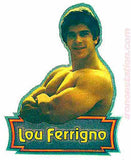 incredible, hulk, lou ferrigno, vintage, 70s, t-shirt, iron-on