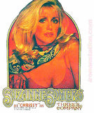 1970s SUZANNE SOMERS as Chrissy Three's Company 70s Vintage TV Iron On tee shirt transfer Original Authentic retro nos