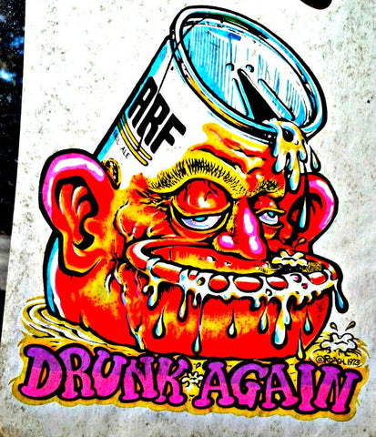 booze, beer, drunk again, 70s, vintage, t-shirt, iron-on