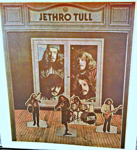vintage, 70s, band, t-shirt, iron-on, jethro, tull, ian anderson