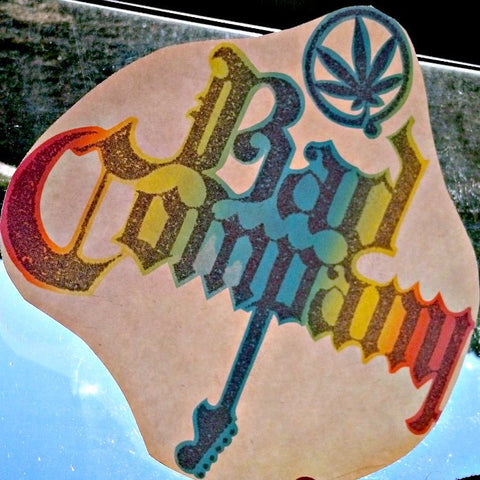 bad company, vintage, 70s, band, t-shirt, iron-on