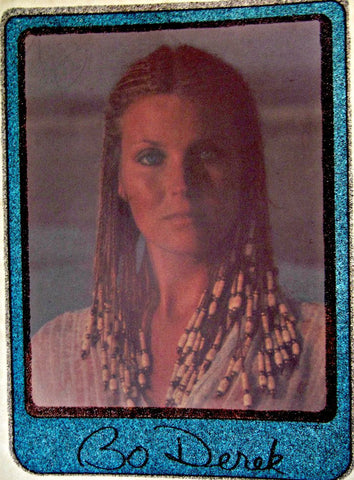 bo derek, 10, vintage, 70s, t-shirt, iron-on