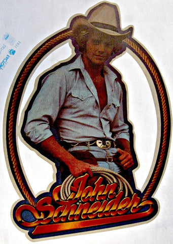 john schneider, bo, duke, dukes of hazzard, vintage, 70s, t-shirt, iron-on