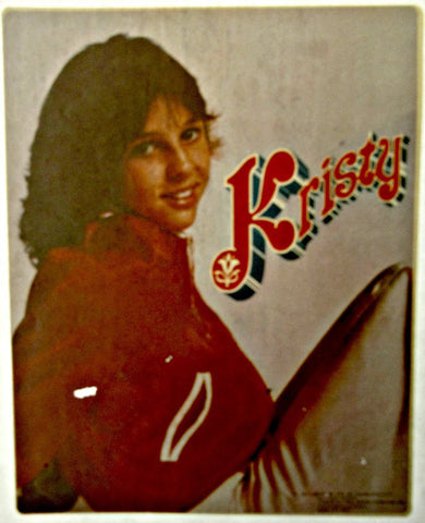 kristy mcnichol, vintage, 70s, t-shirt, iron-on