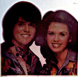 donny, marie, osmond, vintage, 70s, t-shirt, iron-on
