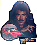MAGNUM PI Vintage 70s t-shirt iron-on transfer Original Authentic nos retro american fashion Tom Selleck
