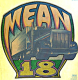 MEAN SEMI 18 WheeLer Vintage 70s Hot Rod Muscle t-shirt iron-on transfer authentic NOS retro american fashion