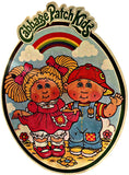 CaBBaGe PaTcH KiDs Vintage 70s t-shirt iron-on transfer Original Authentic american fashion