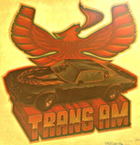 vintage, 70s, trans am, firebird, t-shirt, iron-on