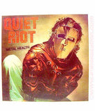 quiet riot, vintage, 70s, t-shirt, iron-on