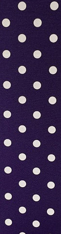 Polka Dot Regal Purple