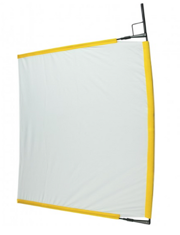 "24""x36"" Collapsible Artificial Silk Flag (Scrim)"