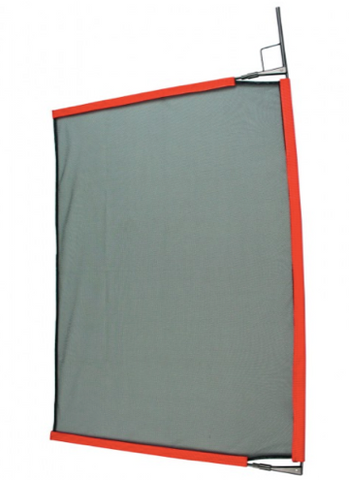 "24""x36"" Collapsible Double Net Flag (Scrim)"