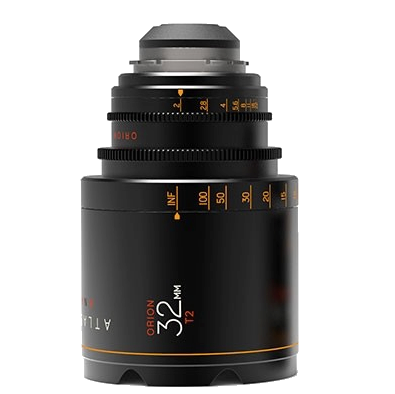 Atlas Orion EF/PL 32mm T2.0 Anamorphic Lens