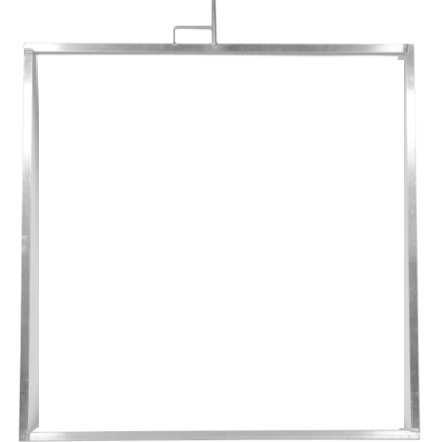 "48""X48"" Empty Flag Frame"