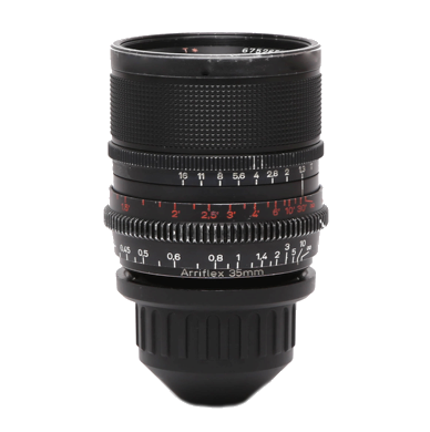 Zeiss PL Coated Super Speed MKII 85mm T1.3 Lens