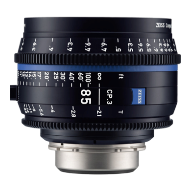 Zeiss EF CP.3 85mm T2.1 Lens