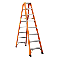 8' Double Sided Ladder