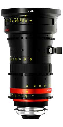Angenieux 15 - 40mm Optimo Zoom Lens