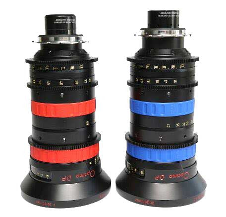 Angenieux Zoom Lens Bundle