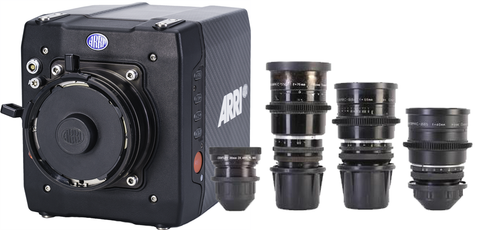 Arri Alexa Mini & Kowa Anamorphic Cinema Bundle