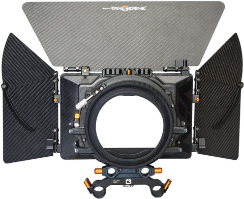 Bright Tangerine Swing Away Matte Box