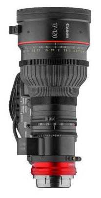 Canon 17 - 120mm T2.9-3.5 CN7x17 Zoom Lens