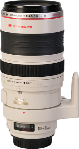 Canon EF 100-400mm f/4.5-5.6L IS U Lens