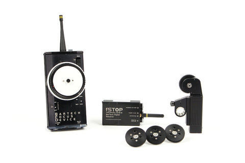 Bartech F-Stop Digital Wireless Follow Focus