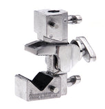 "Double Super Mafer Clamp With 5/8"" Pin"