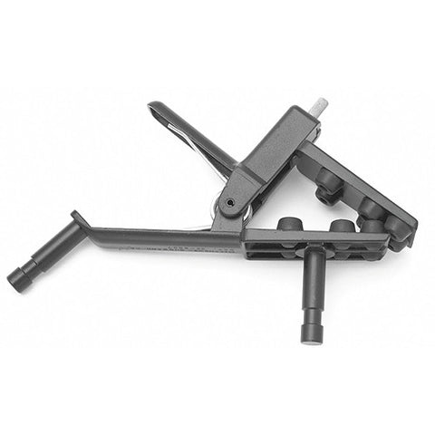 "Gaffer Grip Clamp With (2) 5/8"" Pins"