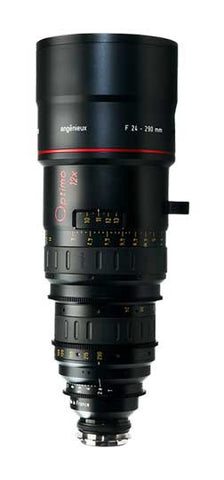 Angenieux PL 24 - 290mm Optimo T2.8 Zoom Lens