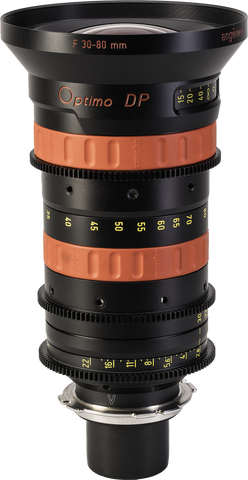 Angenieux PL 30-80mm Optimo DP Rouge T2.8 Zoom Lens