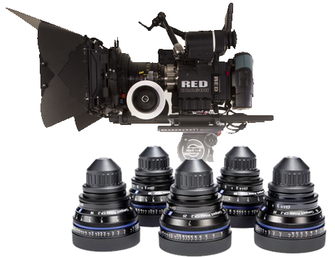Red Epic Dragon & Zeiss CP.2 Cinema Bundle