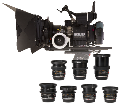 Red Epic Dragon & Leica R Cinema Bundle