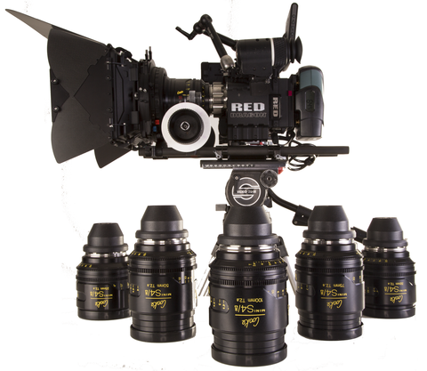 Red Epic Dragon & Cooke S4/I Mini Cinema Bundle