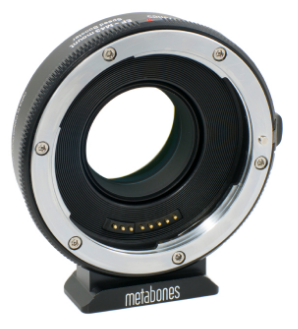 Metabones EF - M43 mount Speed booster