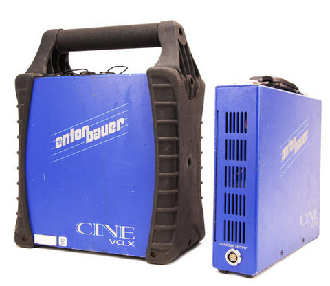 Anton Bauer Cine VCLX/1 Block Battery Kit
