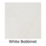 "24""X30"" White Double Net Flag (Scrim)"