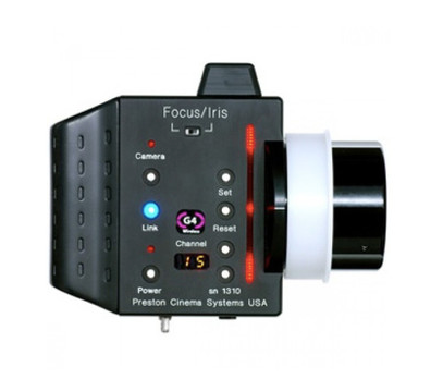 Preston Focus/Iris Single Channel Wireless Follow Focus