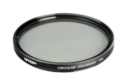 Tiffen 77mm Circular Polarizer Screw-On Filter