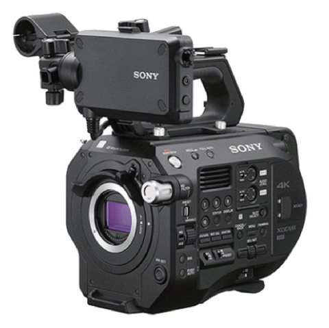 Sony FS7 Mark II 4K Camera Kit