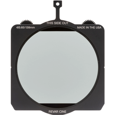 "Schneider 4x5.65""  Tru Rota Pola Filter With Gallery Circular Polarizer Tray"