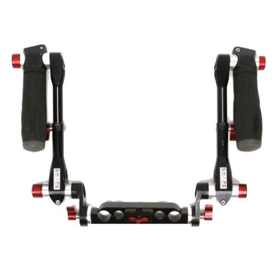 Spidergrip Dual Handle Rig (15mm/19mm)