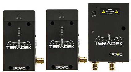Teradek Wireless Video System: Two Reciever kit