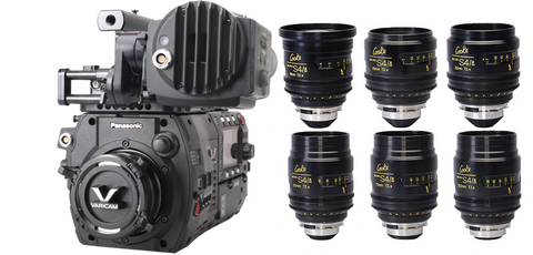 Panasonic VariCam 35 & Cooke S4/I Mini Cinema Bundle