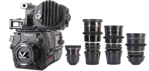 Panasonic VariCam 35 & Kowa Anamorphic Cinema Bundle
