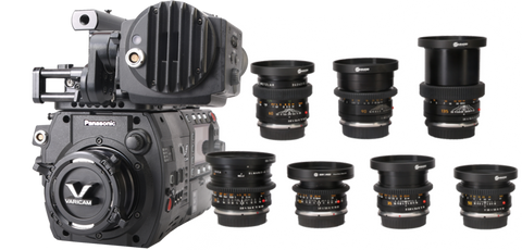Panasonic VariCam 35 & Leica R Cinema Bundle