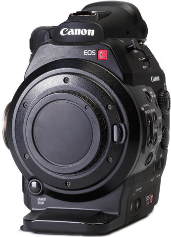 Canon C300 Bundle